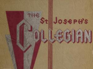 Saint Joseph's College Collegian Magazines