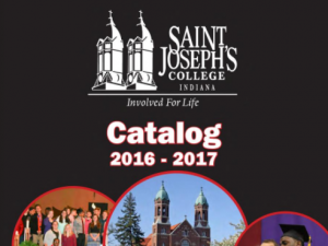 Saint Joseph's College Catalogs