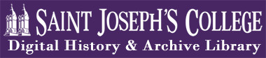Saint Joseph's College Archives Mobile Logo