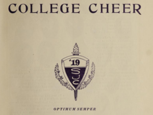 College Cheer Newspapers